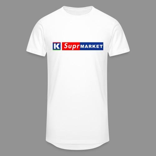 K-Suprmarket - Miesten urbaani pitkäpaita