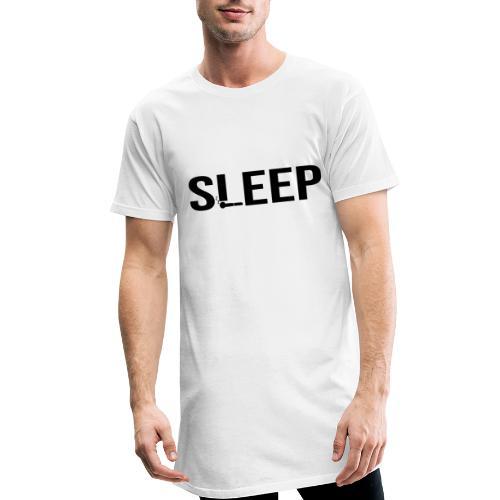 SLEEP - Camiseta urbana para hombre