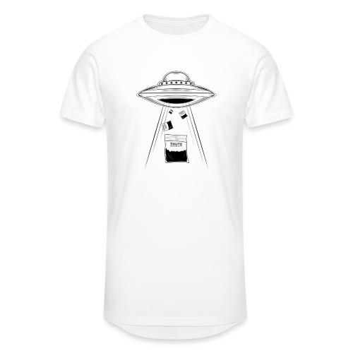 UFO thuts - T-shirt long Homme