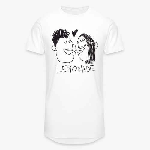 Lemonade Kiss - Maglietta  Urban da uomo