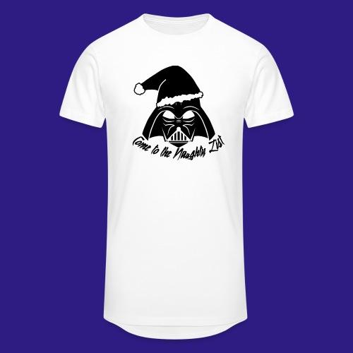 Vader's List - Men's Long Body Urban Tee