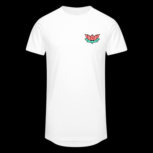 Summer Lotus - Camiseta urbana para hombre