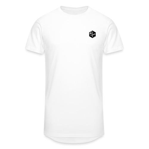 bc logo png - Men's Long Body Urban Tee