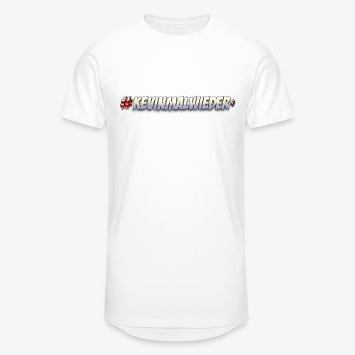 #Kevinmalwieder Logo NEU ! - Männer Urban Longshirt