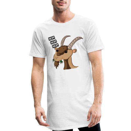 Lo stambecco puccioso - Maglietta  Urban da uomo