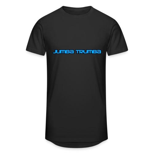 Jumba Trumba Spreadshirt - Men's Long Body Urban Tee