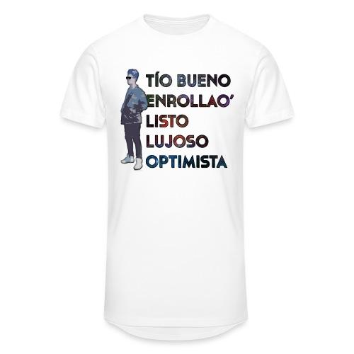 Camiseta Tello Cumple - Camiseta urbana para hombre