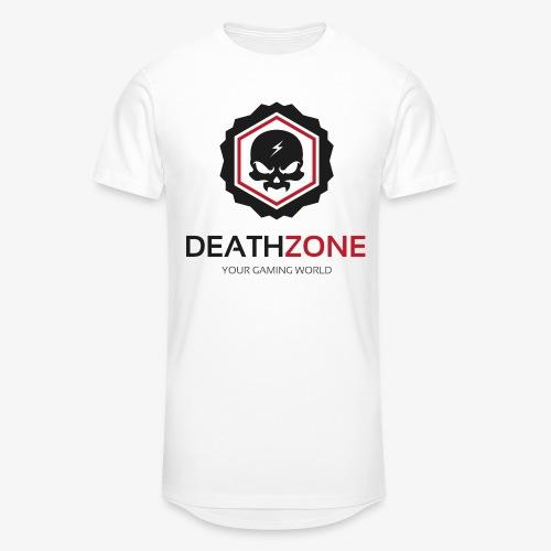 DeathZone Logo Avatar - Długa koszulka męska urban style