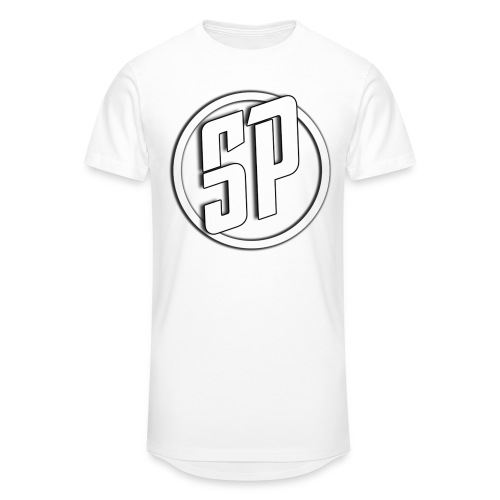SPLogo - Men's Long Body Urban Tee