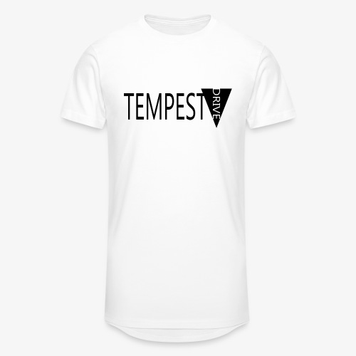 Tempest Drive: Full Logo - Herre Urban Longshirt