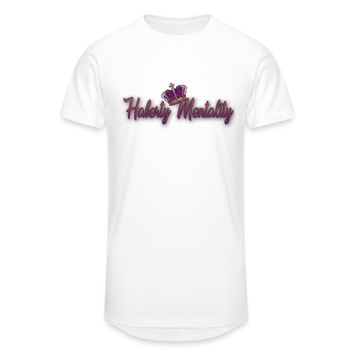 Haberty Mentality - T-shirt long Homme