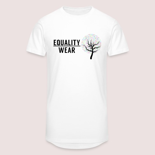 Musical Equality Edition - Men's Long Body Urban Tee