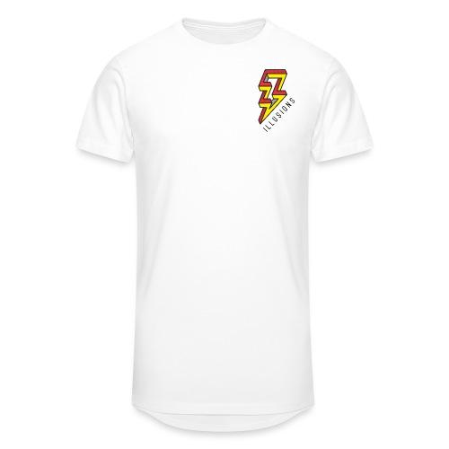 ♂ Lightning - Männer Urban Longshirt