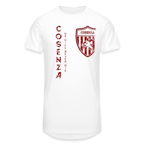 Maglia Cosenza 1 - Maglietta  Urban da uomo