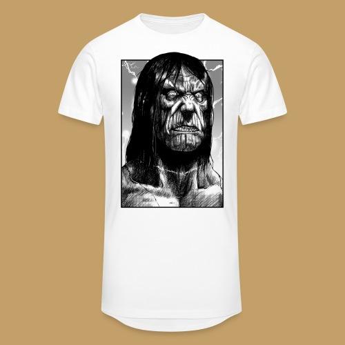 Frankenstein's Monster - Długa koszulka męska urban style