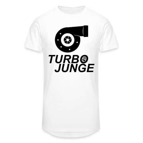 Turbojunge! - Männer Urban Longshirt