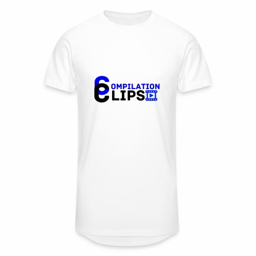 Official CompilationClips - Men's Long Body Urban Tee