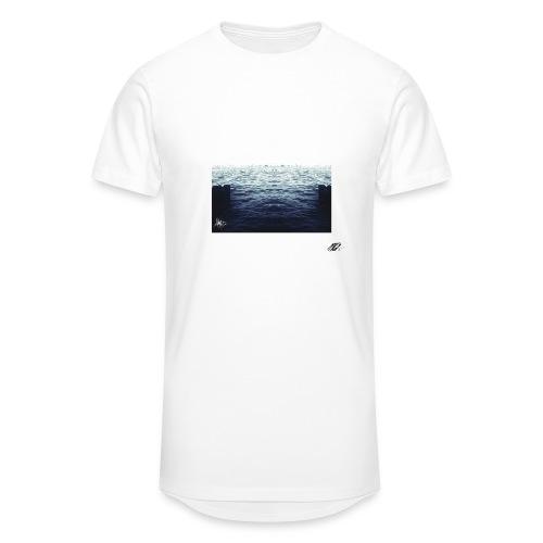 PUCON LAKE - T-shirt long Homme