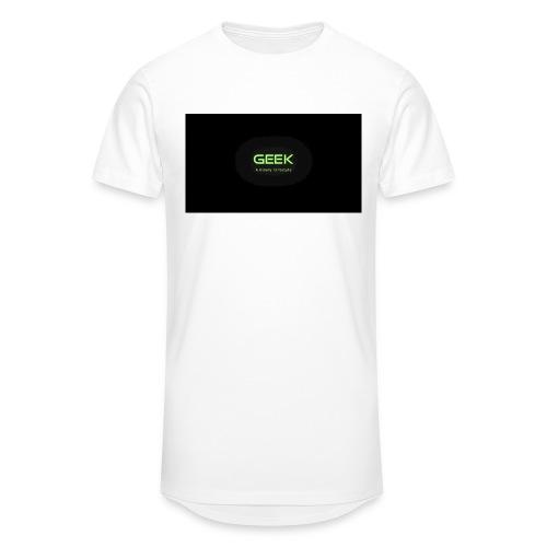 geek_binary_life_style - Camiseta urbana para hombre