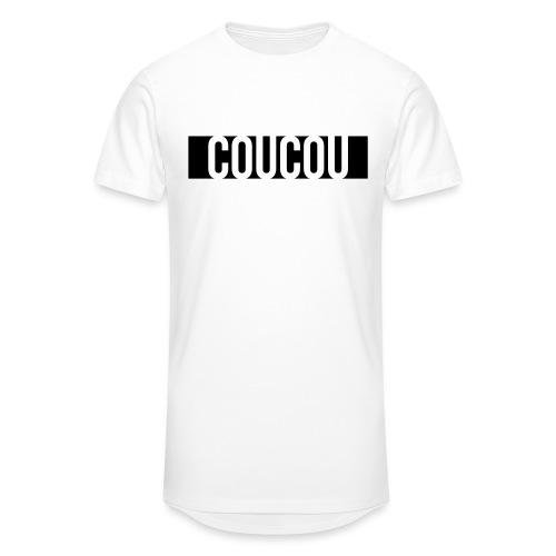 Coucou [1] Black - T-shirt long Homme