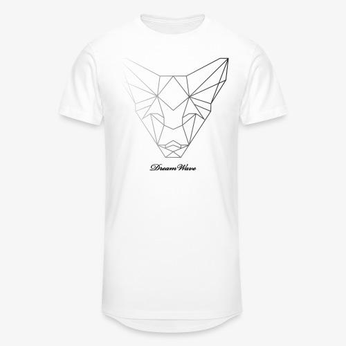DreamWave Fox/Renard - T-shirt long Homme
