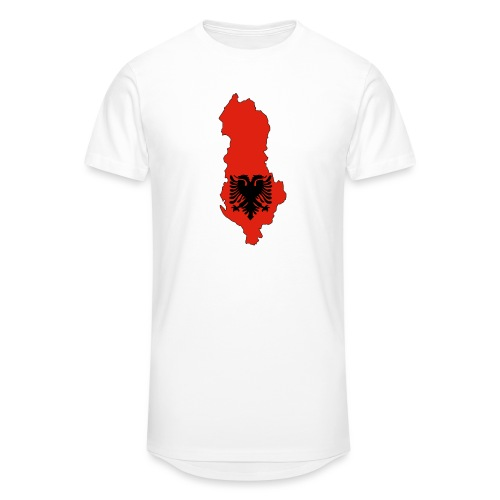 Albania - T-shirt long Homme