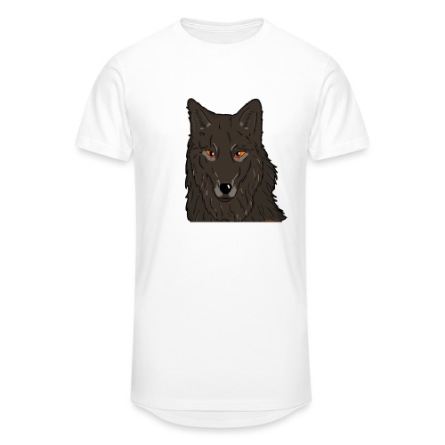 HikingMantis Wolf png - Herre Urban Longshirt