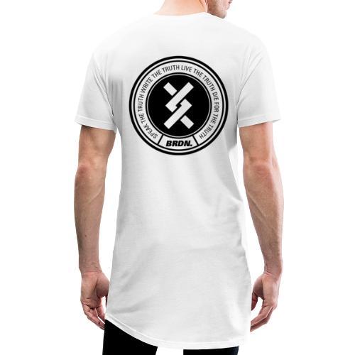 BRDN Truth - Männer Urban Longshirt