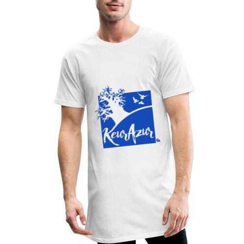 Keur Azur - T-shirt long Homme