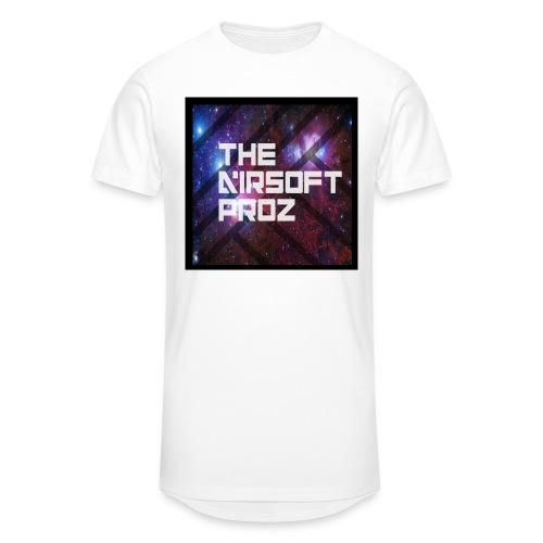 TheAirsoftProz Galaxy Mens Long Sleeve - Men's Long Body Urban Tee