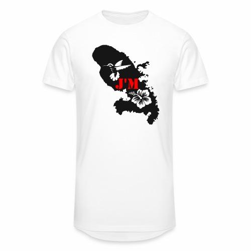 J'M La Martinique - T-shirt long Homme
