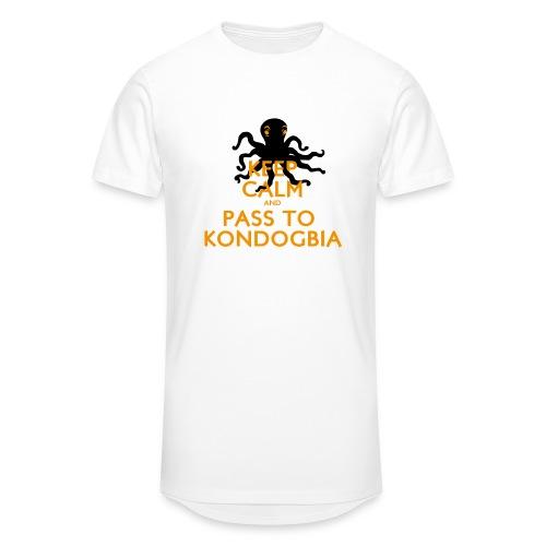 Keep Calm Kondogbia - T-shirt long Homme