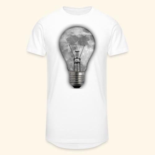 moon bulb - Camiseta urbana para hombre