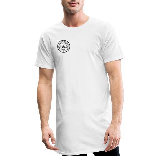 Safemode 2020 - Logo-circle double black - Men's Long Body Urban Tee