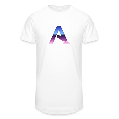 logga 3 - Urban lång T-shirt herr