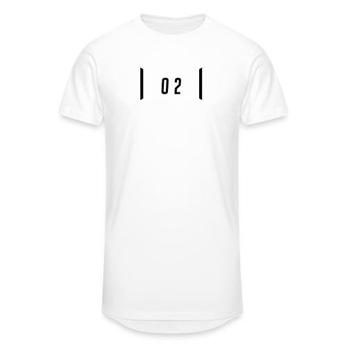02 - Urban lång T-shirt herr