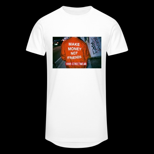 MAKE MONEY NOT FRIENDS - Maglietta  Urban da uomo