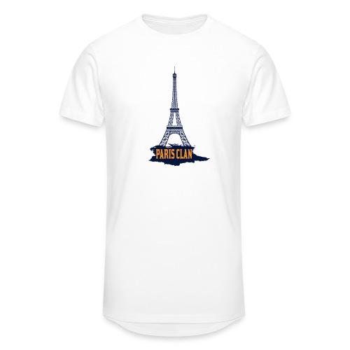 Paris Eiffel - Men's Long Body Urban Tee