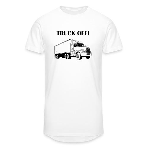 Truck off! - Men's Long Body Urban Tee