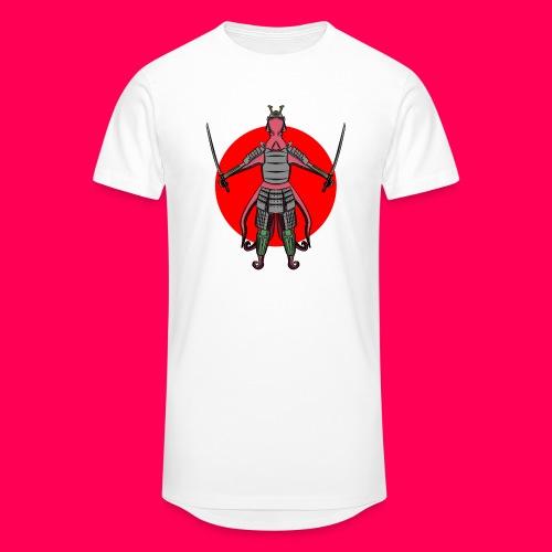 Octopus Samurai - Camiseta urbana para hombre