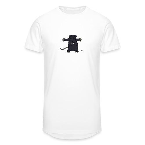Henkie le rat en peluche - T-shirt long Homme