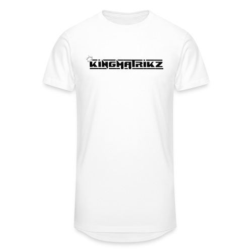 kingmatrikz mk2 - Herre Urban Longshirt