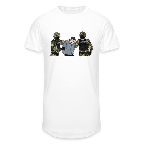EL CHAPO - Männer Urban Longshirt