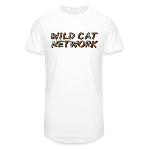 WildCatNetwork 1 - Men's Long Body Urban Tee