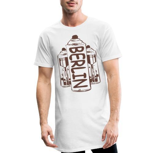 Berlin Power - Männer Urban Longshirt