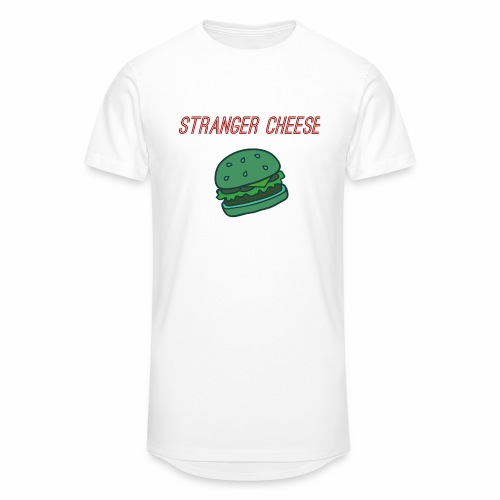 Stranger Cheese - T-shirt long Homme