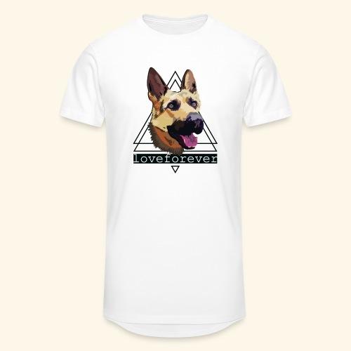 SHEPHERD LOVE FOREVER - Camiseta urbana para hombre