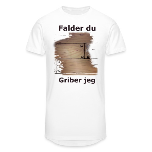 Gulvet Griber - Herre Urban Longshirt