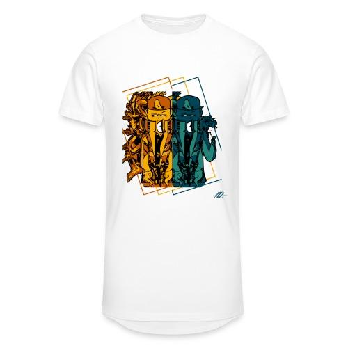 DemonSmile - COLL01 - AVR2K17 - T-shirt long Homme