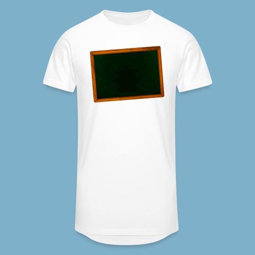 Schul Tafel - Männer Urban Longshirt